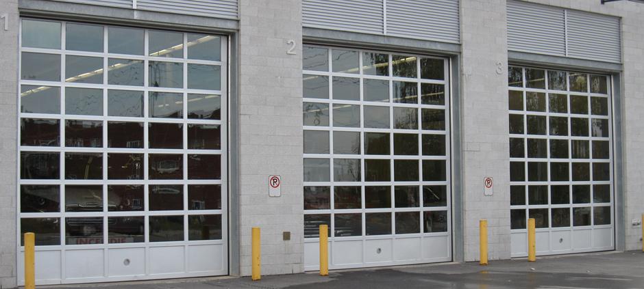 Portes de garage RRPG